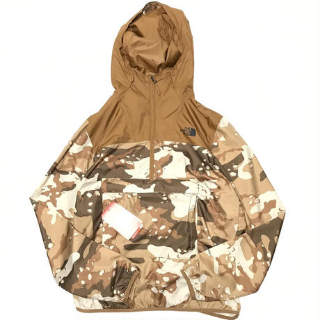 THE NORTH FACE FANORAK - DST CAMO
