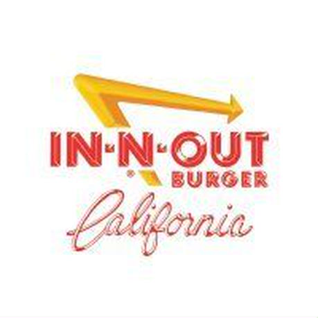 IN-N-OUT 2018 HOLLYWOOD CRUISING T-SHIRT - WHITE