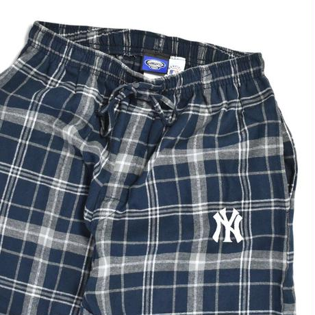 Concepts Sport Flannel Sleep Pants - New York Yankees