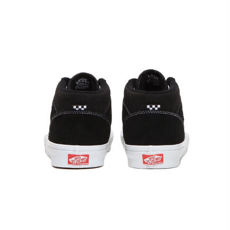 Vans Skate Half Cab - Black/White