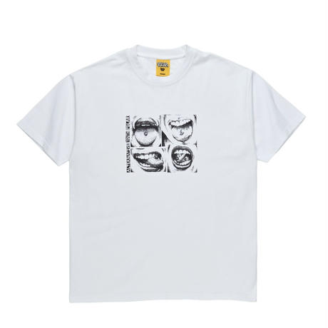 POLAR SKATE CO x IGGY NYC ALTERNATIVE YOUTH TEE - WHITE