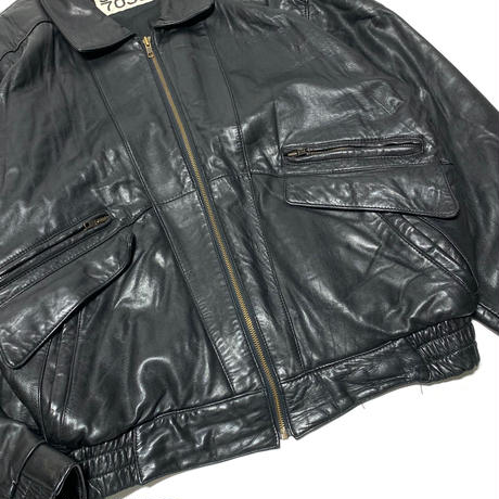 Used Studio 7036 Leather Jacket