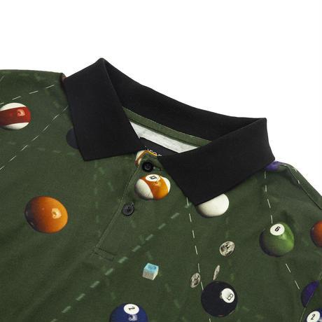 Bronze 56k Billiard Polo  - Green