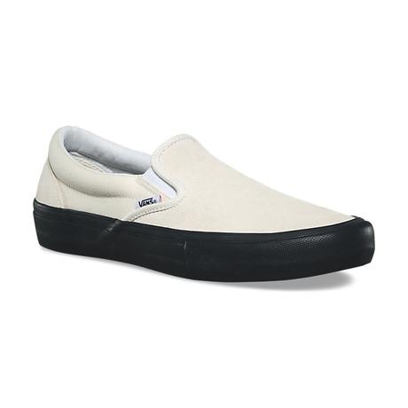 VANS SLIP-ON PRO - CLASSIC WHITE / BLACK