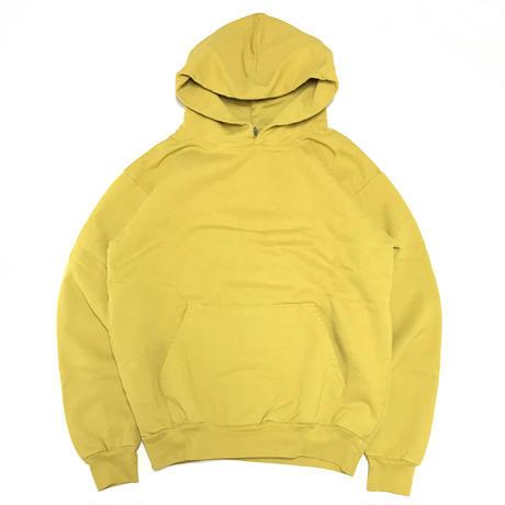 LOSANGELS APPAREL 14oz Garment Dye Hoodie - DIJON