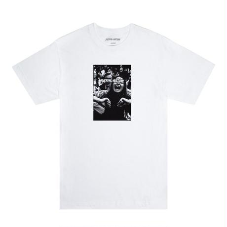 FUCKING AWESOME SCREAM TEE - WHITE