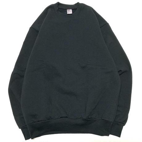 LOSANGELS APPAREL 14oz Garment Dye Crewneck - BLACK