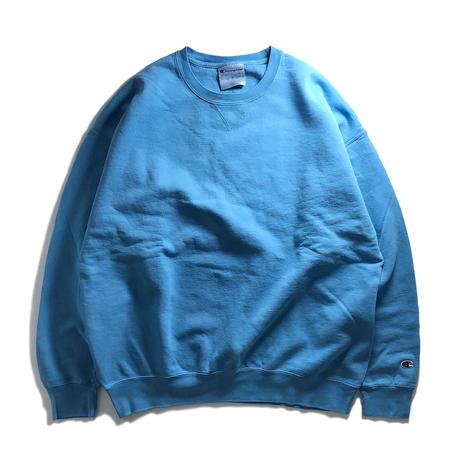 Champion 10oz Garment Dyed Crewneck -  Delicate Blue