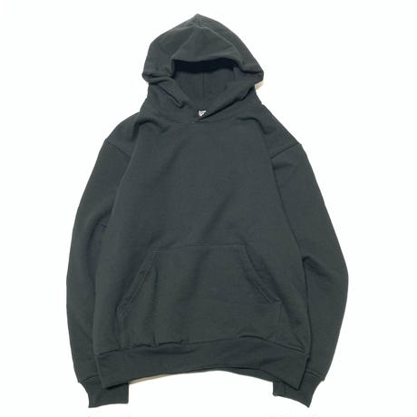 LOSANGELS APPAREL 14oz Garment Dye Hoodie - BLACK