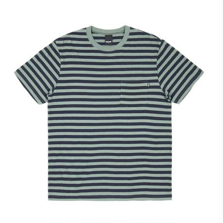 ONLY NY Nautical Stripe Pocket T-Shirt - Willow