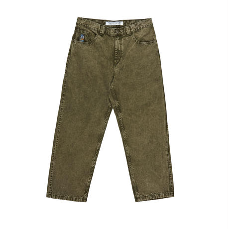 POLAR SKATE CO 93 DENIM-ARMY GREEN