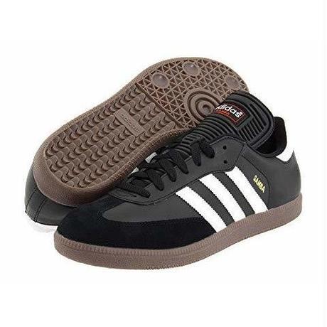 adidas Samba Classic - Black / Brown