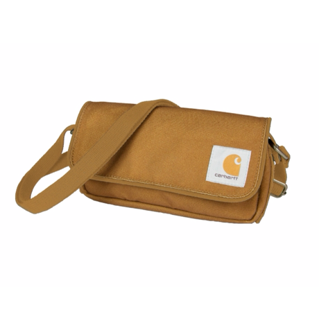 CARHARTT ESSENTIALS POUCH-Carhartt Brown