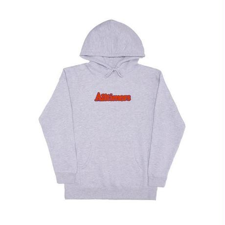 ALLTIMERS BROADWAY HOODY - H.Grey