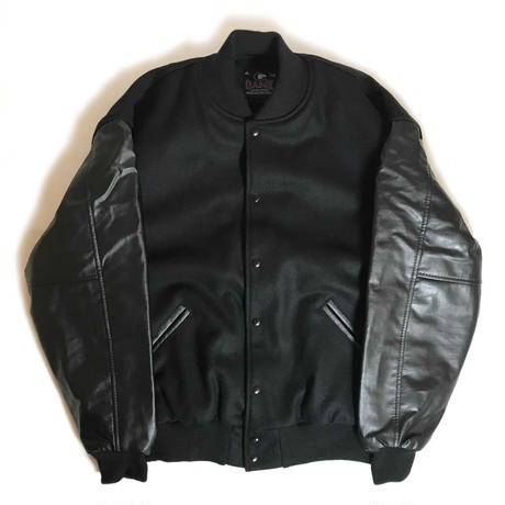 GAME Sportswear Wool Leather Varsity Jacket