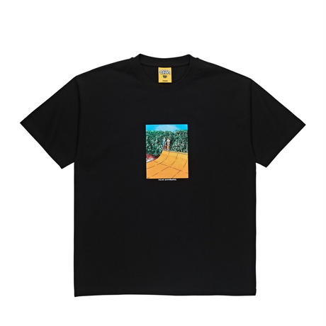 POLAR SKATE CO x IGGY NYC BOYS ON A RAMP TEE - BLACK