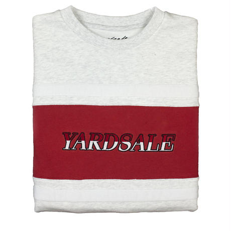 YARDSALE Del-Ray sweatshirt Ash
