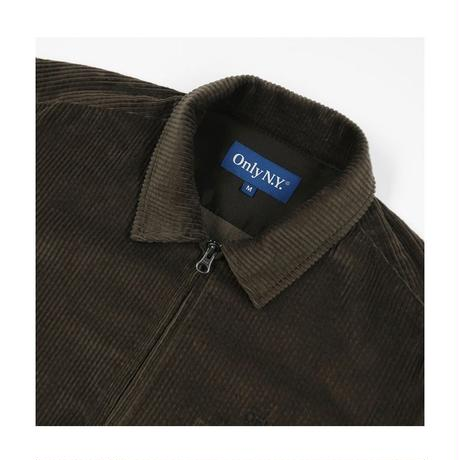 ONLY NY Wide Wale Corduroy Jacket - Sage