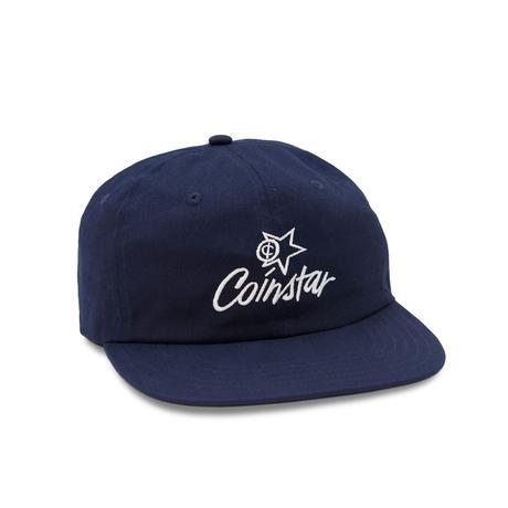 Quartersnacks Loose Change Cap - Navy