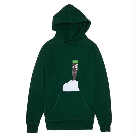 FUCKING AWESOME SUMMER HOODY - HUNTER GREEN