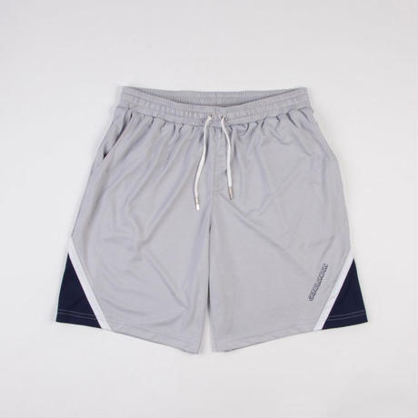 GRIND LONDON FOOTBALL SHORT GREY