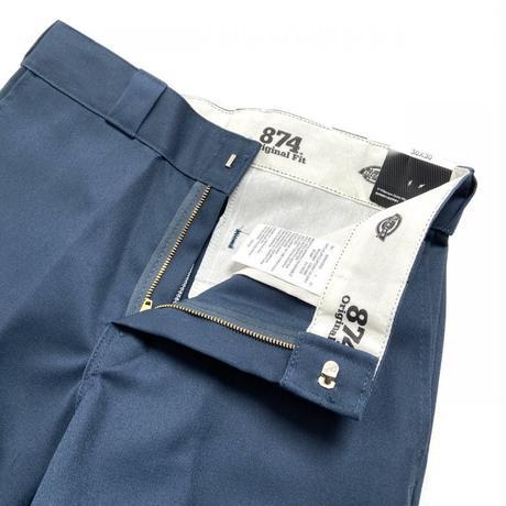 Dickies Original 874 Work Pants - Airforce Blue