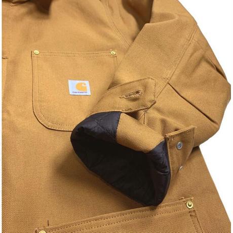 Carhartt Duck Chore Coat - Carhartt Brown