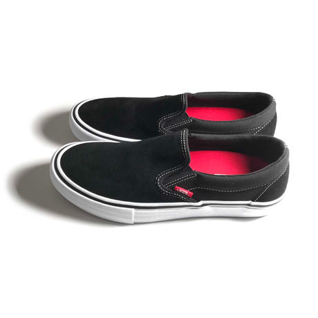 Vans Slip-On Pro - Black/White