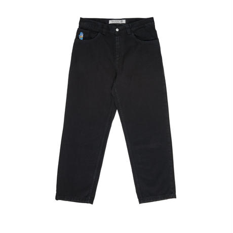 POLAR SKATE CO 93 DENIM-PITCH BLACK