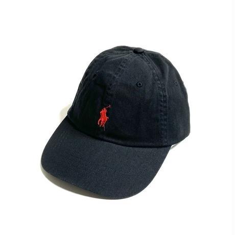 Polo Ralph Lauren Chino Cap - Black