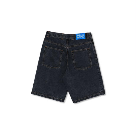 Polar Skate Co Big Boy Shorts - Washed Black