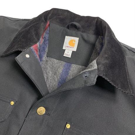 Carhartt Duck Chore Coat - Black