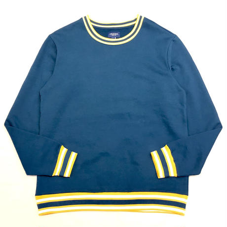 ARIZONA  COLOR CREW SWEAT - LEGION BLUE