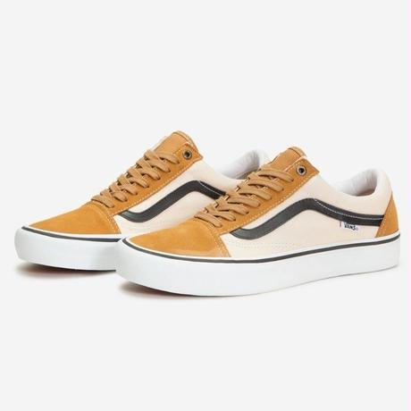 VANS OLD SKOOL PRO - CUMIN / BLACK