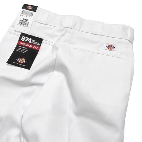 Dickies Original 874 Work Pants - White