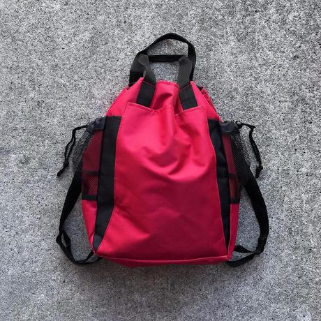 Liberty Bags Tote/Bag Pack - Red/Black