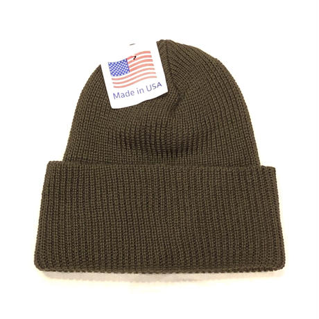 ROTHCO watch knit Cap OLIVE