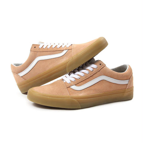 VANS OLD SKOOL Double Light Gum - Apricot Ice