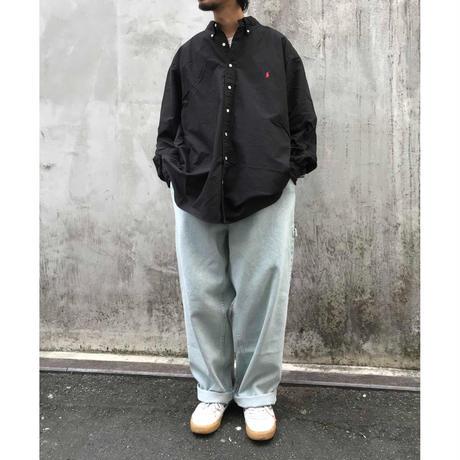 Ralph Lauren Big Size Oxford Sport Shirt - White (2XB,3XB)