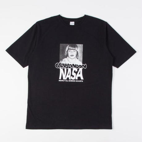 GRIND LONDON nasa tee black
