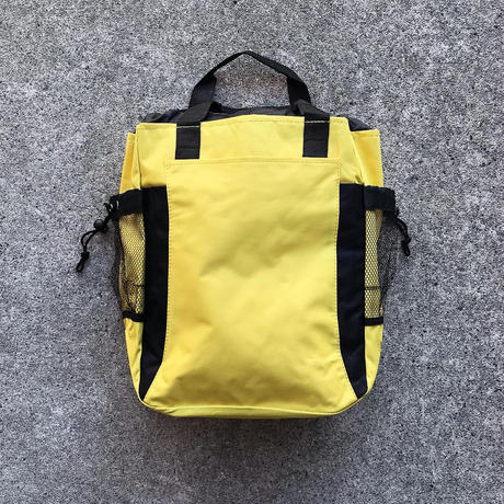 Liberty Bags Tote/Bag Pack - Yellow/Black