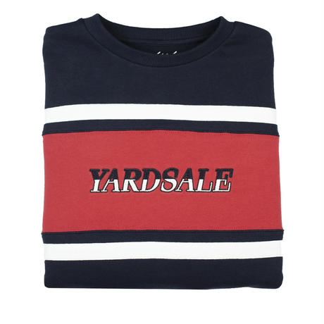YARDSALE Del-Ray sweatshirt Navy