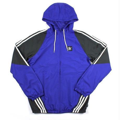 adidas INSLEY JACKET - BLUE/GREY/WHITE