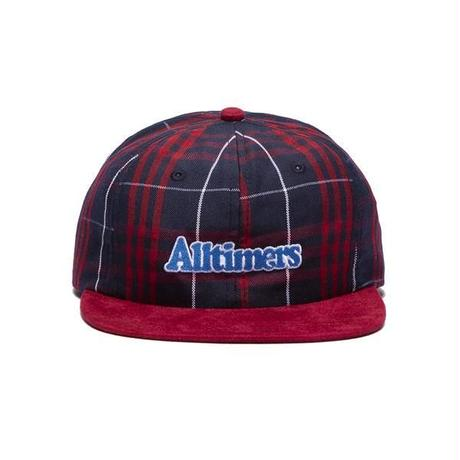 ALLTIMERS BASEMENT HAT RUBY RED