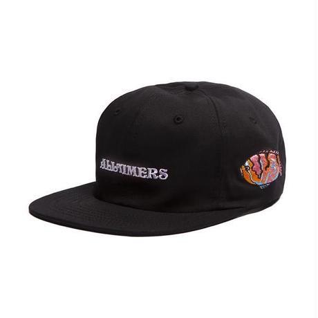 ALLTIMERS AQUA HAT - BLACK