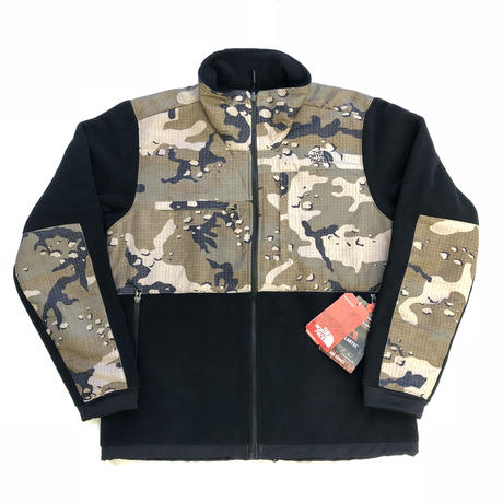 THE NORTH FACE DENALI 2 JACKET - WOODCHIP CAMO