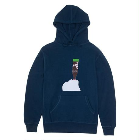 FUCKING AWESOME SUMMER HOODY - NAVY