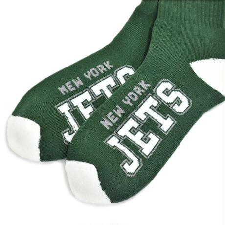 New York Jets Official License Socks - Green