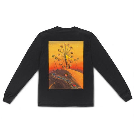 IN-N-OUT 70TH ANNIVERSARY LONG SLEEVE - BLACK