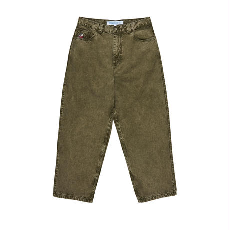 POLAR SKATE CO BIG BOY JEANS-ARMY GREEN